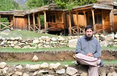 Managing Director Fairy Meadows Cottages - Qari Rehmat Ullah